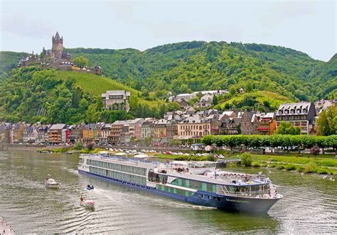 River Boat Cruises Europe by Avalon Waterways