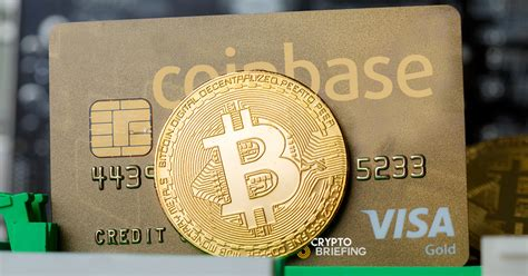 Click add a credit/debit card at the top of the page; Coinbase Announces Crypto-Powered Visa Debit Card For UK Customers   Crypto Briefing