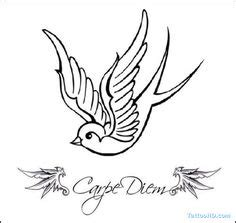 library  sparrow tattoo image stock png files clipart