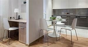 Home Office Einrichten Ideen : home office einrichten 5 ideen bei platzmangel ~ Bigdaddyawards.com Haus und Dekorationen