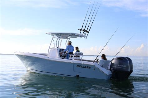 Release Boats by Release 238 Rx Florida Sportsman