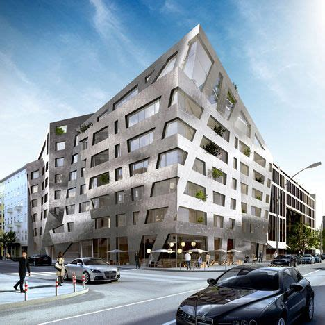 daniel libeskind  previous berlin projects include  jewish museum designed
