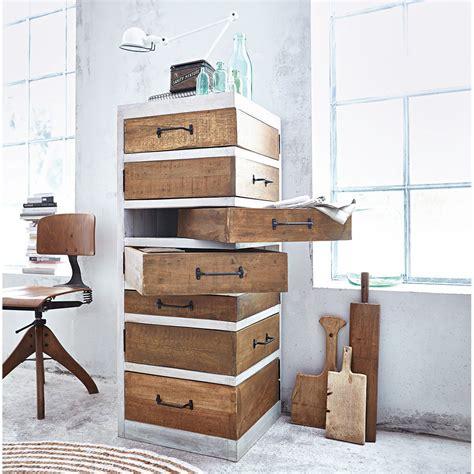 Badezimmermöbel Aufpeppen by Kommode Drehschubladen Wiederaufbereitetes Holz