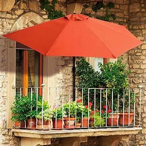 sonnenschirm fr balkon mit kurbel die neueste innovation With französischer balkon mit stoff für sonnenschirm