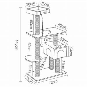 Plan De Construction : construire un arbre chat diy nos meilleurs conseils ~ Melissatoandfro.com Idées de Décoration