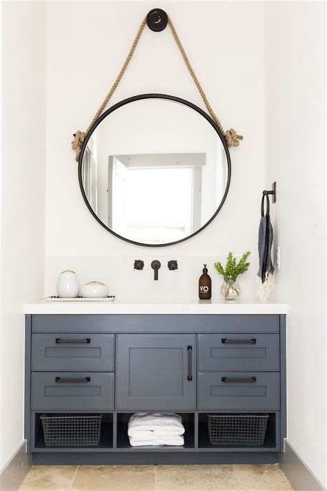 Circular Bathroom Mirrors by Mirror Vanity Park City Canyons Remodel