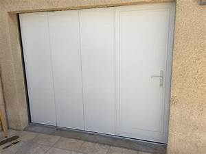 pose d39une porte de garage sectionnelle laterale avec With pose de porte de garage sectionnelle