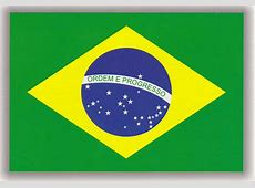National Flag of Brazil – My collection of Postcards from
