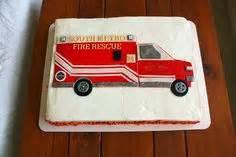 images  garrison cakes  pinterest ambulance