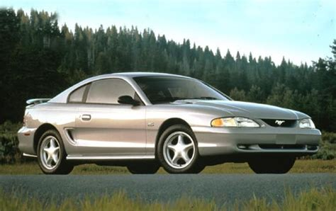 how can i learn more about cars 1995 toyota tacoma engine control 1995 mustang gt 5 0 coupe stock photo i hope i find one thats a bit more exciting than silver