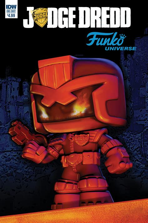 funko ified comics  coming  idw