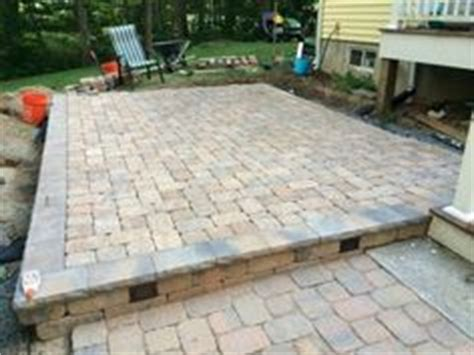 shop brock 36 in l x 24 in w interlocking paver base panel