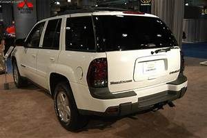 Auction Results And Sales Data For 2003 Chevrolet Trailblazer