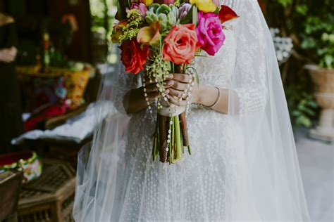 Frida Kahlo Inspired Wedding In Mexico · Rock N Roll Bride