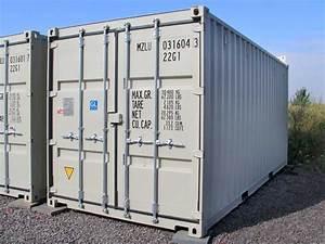 Seecontainer 40 Fuß Gebraucht : 20 39 seecontainer robust neuwertig elektro seecontainer ~ Sanjose-hotels-ca.com Haus und Dekorationen