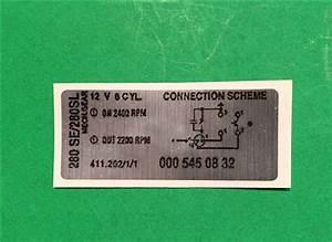 Decal -  U0026quot Relay Wiring Diagram U0026 39  - 411 202  1  1
