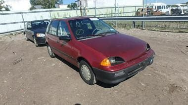 car manuals free online 1992 geo metro parking system used 1993 geo metro car for sale at auctionexport