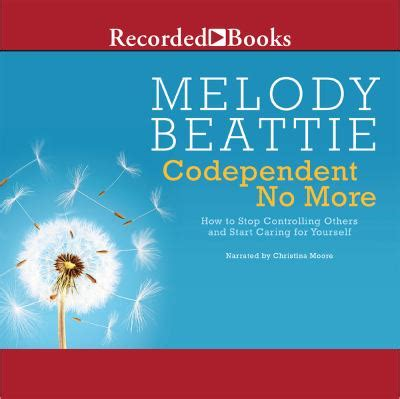 Codependent No More By Melody Beattie Reviews
