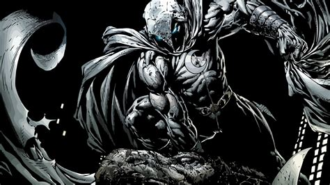 The Dark Knight Hd Who Is Moon Knight And Why Is He Ready For The Mcu