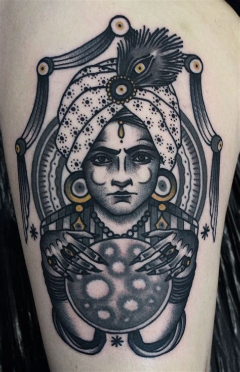 fortune teller tattoo tumblr