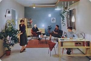 Jaren 80 Interieur