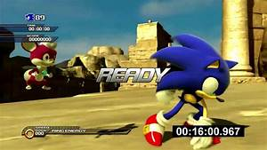 Sonic Unleashed - All Day Stages Speed Run 33:33 - YouTube