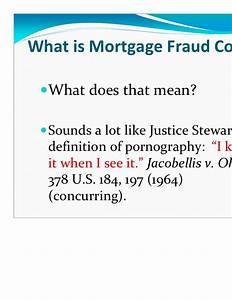 Oregon Mortgage Fraud and State RICO