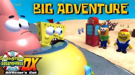 Spongebob Movie Adventure Dx