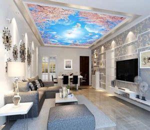 model plafon rumah minimalis terbaru  unik jani