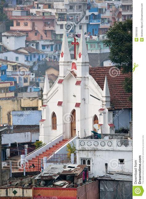 coonoor map tamil nadu india christian church in coonoor tamil nadu india royalty free