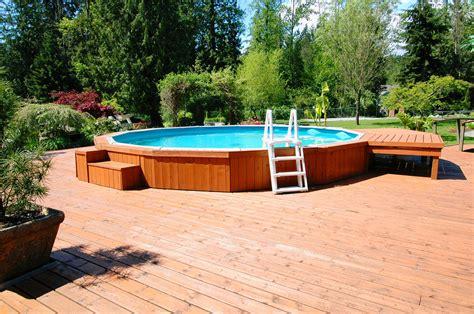 Ground Swimming Pool Designs