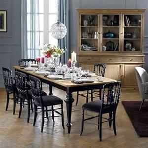 Table Bois La Redoute : table salle manger 12 couverts lipstick bois fonc la redoute interieurs ~ Melissatoandfro.com Idées de Décoration