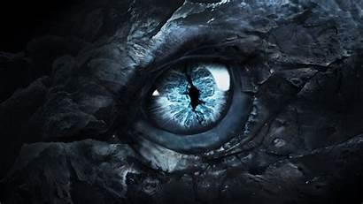 Dragon Eye Face Head Fantasy Wallpapers Creature