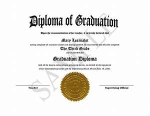 Homeschooling diplomas quick easy template for home school awards diplomas for Free diploma templates