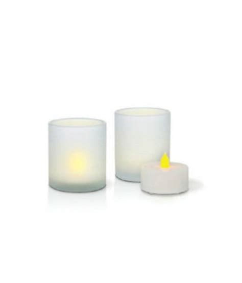 candele led philips philips led candle light mini 1 set emergency light pack