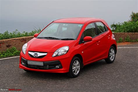 Honda Brio Picture by Honda Brio Test Drive Review Team Bhp