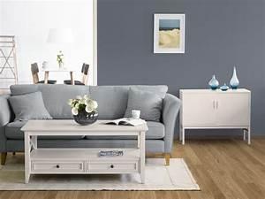 Wohnideen Wohnzimmer Türkis : das kolorat zimmer in einem harmonischen blau creme die verwendeten wandfarben m bellacke ~ Markanthonyermac.com Haus und Dekorationen