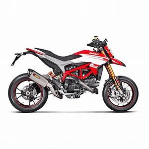 Ducati Hypermotard 939 Sp : akrapovic slip on exhaust ducati hypermotard 939 hyperstrada 939 2016 2017 revzilla ~ Medecine-chirurgie-esthetiques.com Avis de Voitures