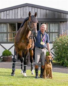 When he stops, ... Nick Skelton Quotes
