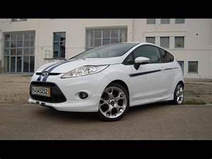 Ford Fiesta Sport Occasion : ford fiesta sport 1 6 ti vct acceleration test youtube ~ Gottalentnigeria.com Avis de Voitures