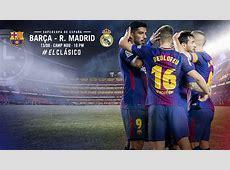 Barcelona vs Real Madrid horario y canales; Supercopa de