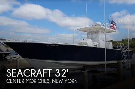 Boats For Sale Moriches Ny by Sold Seacraft 32 Master Angler Boat In Center Moriches