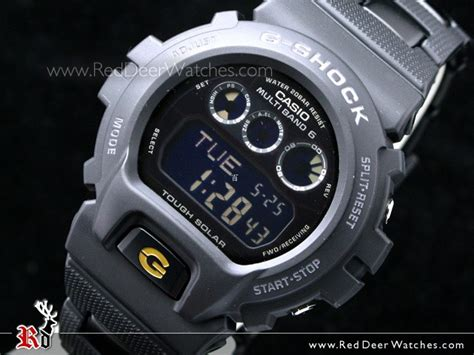 buy casio g shock tough solar multiband 6 gw 6900bc 1jf buy watches casio deer