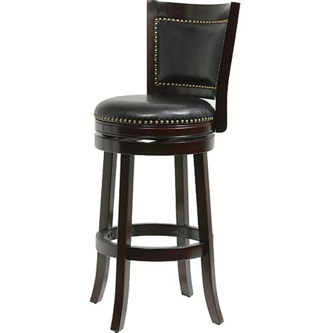 walmart swivel chair boraam bristol swivel bar stool 29 quot walmart