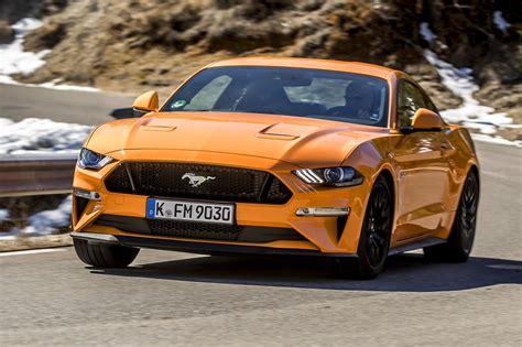 Mustang 2018, Emozioni Speciali Dalla Muscle Car Ford. Il
