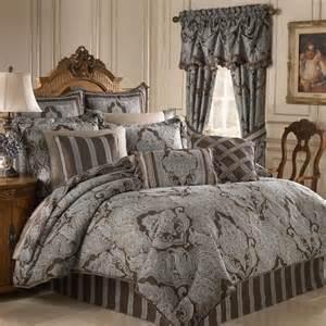 royalton chocolate bedding ensemble by croscill townhouse linens