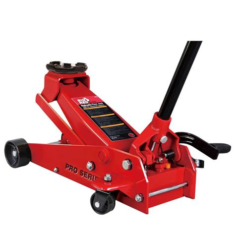 Big Red 3.5-ton Steel Floor Jack-t83502