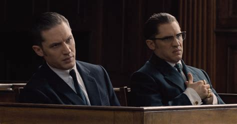 legend trailer doubling   tom hardy