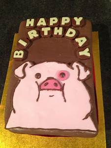 223 best gravity falls crafts images on pinterest diy With chocolate letters for cakes
