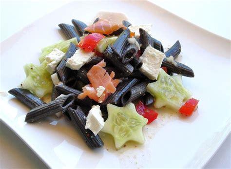 cuisine seiche salade de pâtes à l 39 encre de seiche cuisine et dépendances